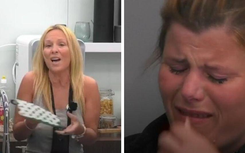 Big Brother. Discussão acesa com Teresa deixa Noélia em lágrimas