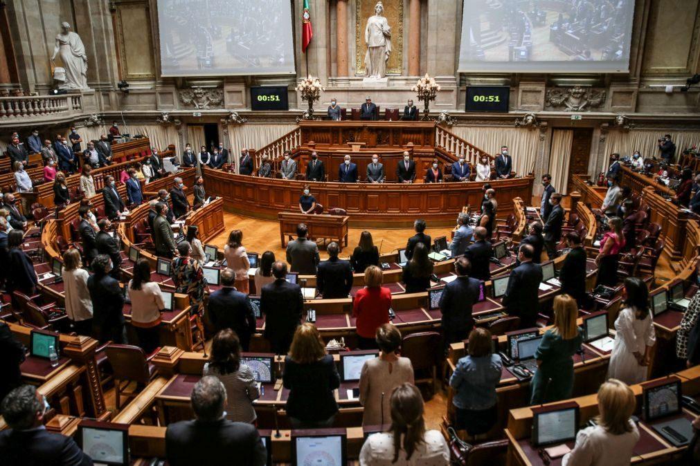 OE2020: Orçamento Suplementar aprovado na generalidade apenas com votos contra de CDS, Chega e IL