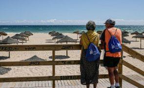 Variante britânica do coronavírus representa 94% dos casos no Algarve