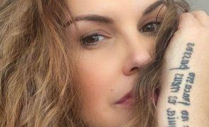 Katia Aveiro acusada de mentir aos fãs