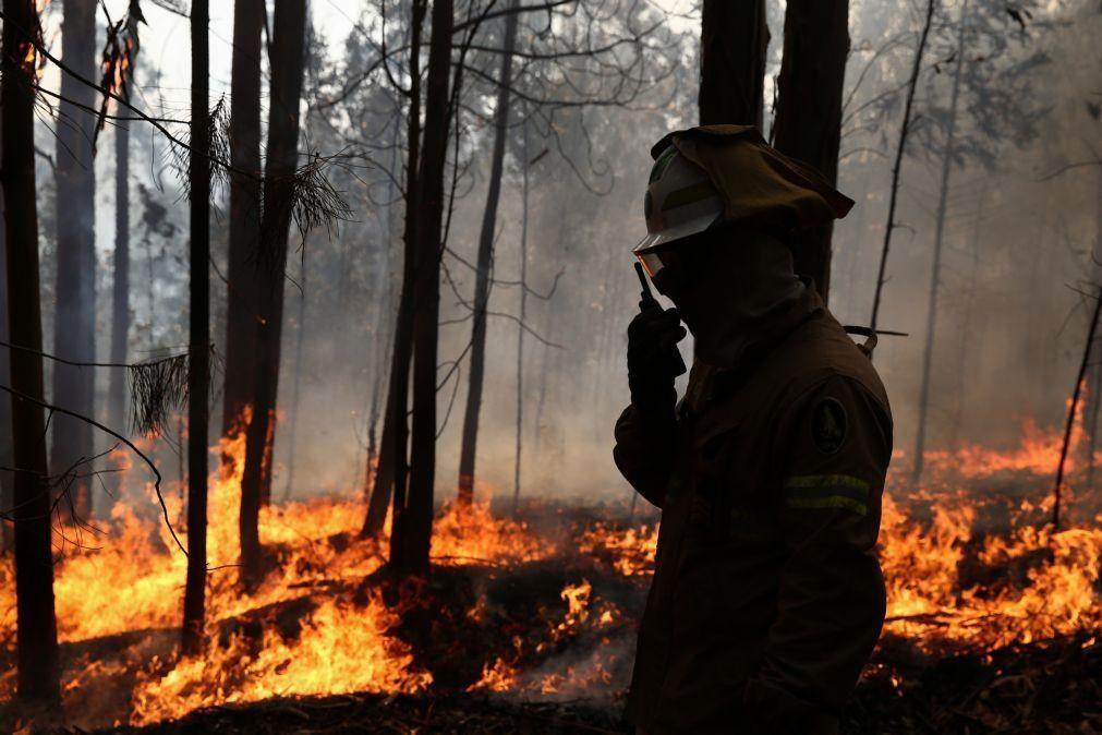 Incêndio de Aljezur dado como dominado mas há «trabalho para os próximos dias»