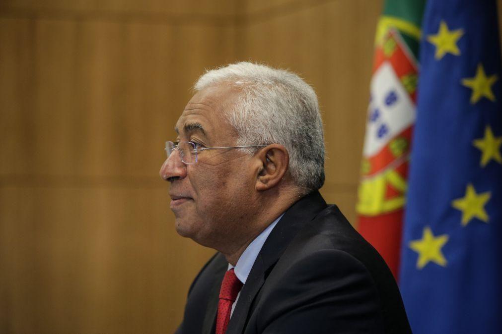 António Costa admite dar passos atrás no desconfinamento