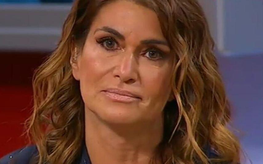 Liliana Campos assume de lágrimas nos olhos ter pensado em suicidar-se