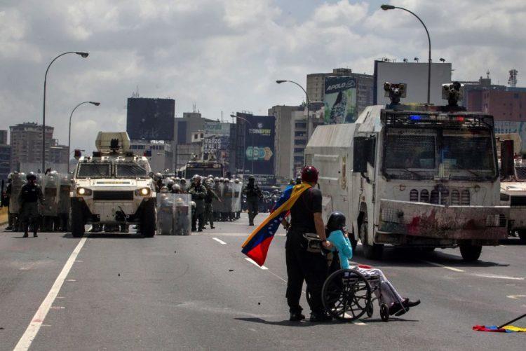 Vaticano diz que eleições são a única solução para crise na Venezuela
