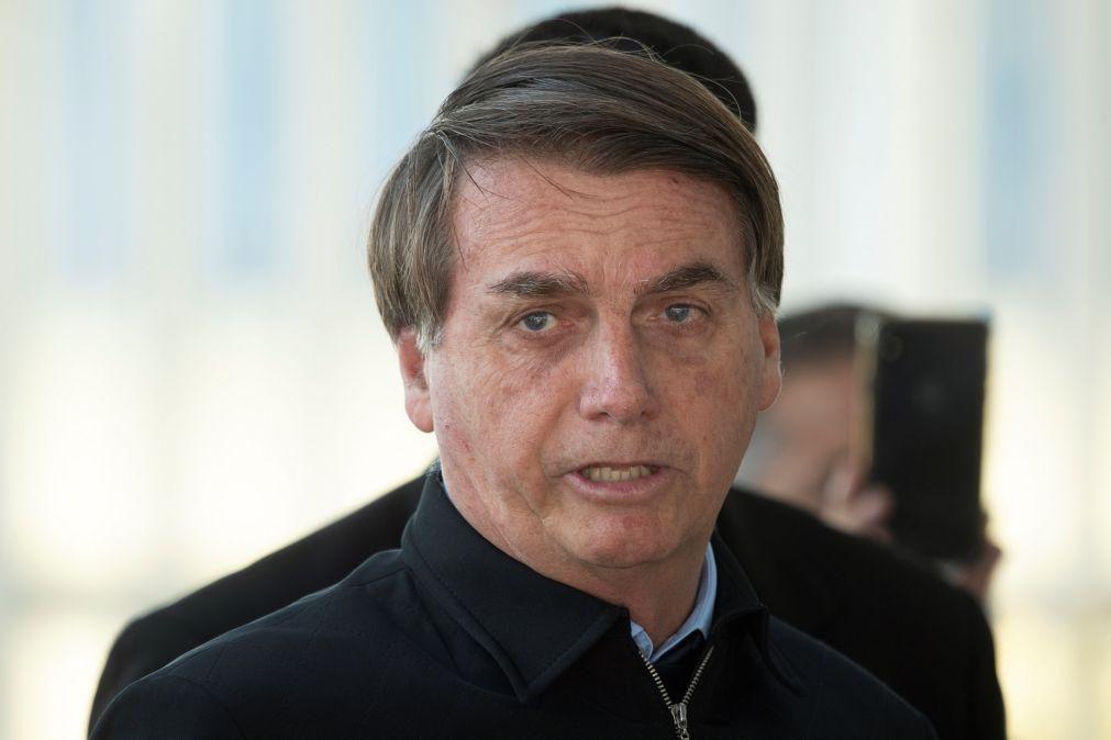Presidente do Brasil defende pacificação entre os diferentes poderes do país
