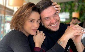Rita Ferro Rodrigues conta como é dividir casa com Ben, infetado com covid-19