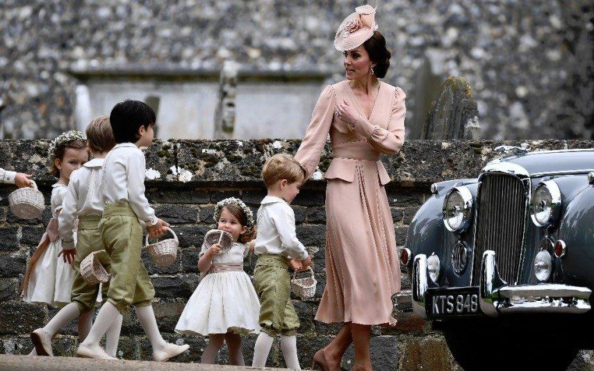 Casamento de Pippa Middleton O vestido de Kate Middleton