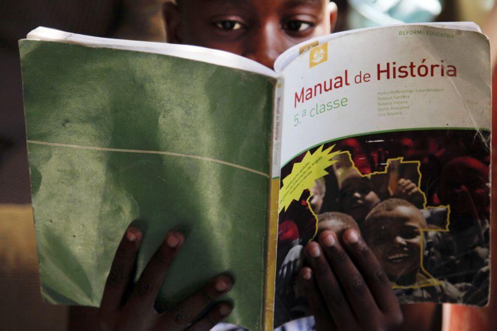 Covid-19: Encarregados de educação angolanos querem reinício das aulas apenas em setembro
