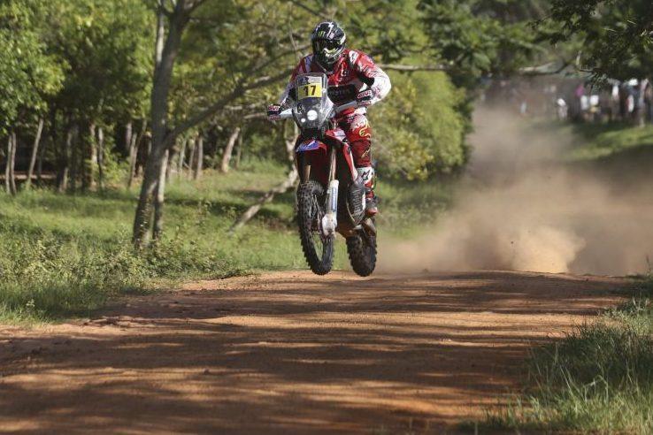 Dakar2017: Paulo Gonçalves beneficia de penalização a rival e sobe a segundo