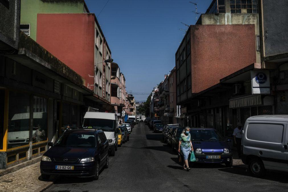 Covid-19: Lisboa e Vale do Tejo com 77% das novas infeções nas últimas 24 horas