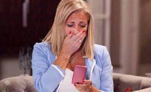Cristina Ferreira quer Alexandra Lencastre de volta à ficção da TVI
