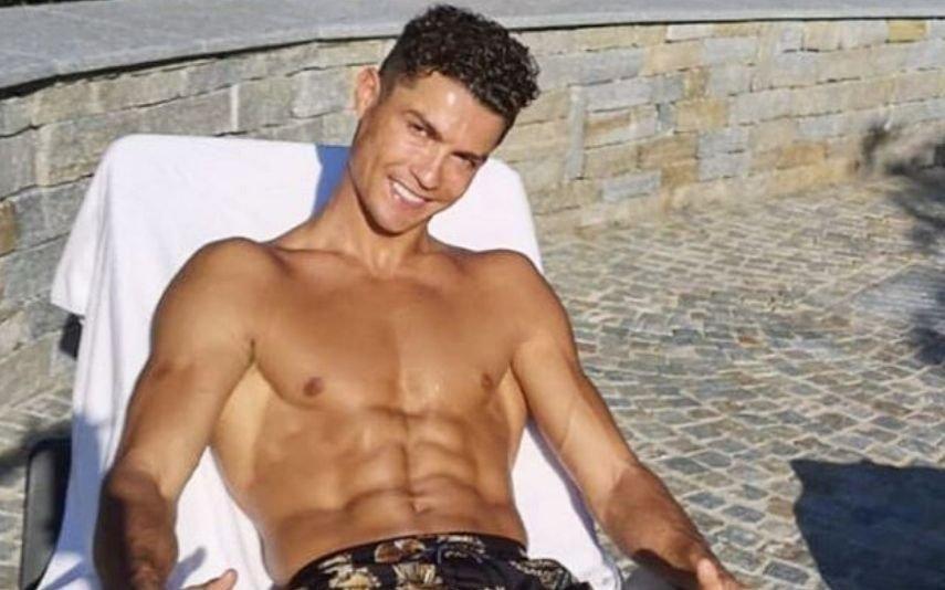 Cristiano Ronaldo tem novo visual. Sim, outra vez