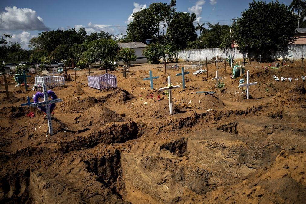Covid-19: Pelo menos 560 mil mortos e mais de 12,5 milhões de infetados no mundo