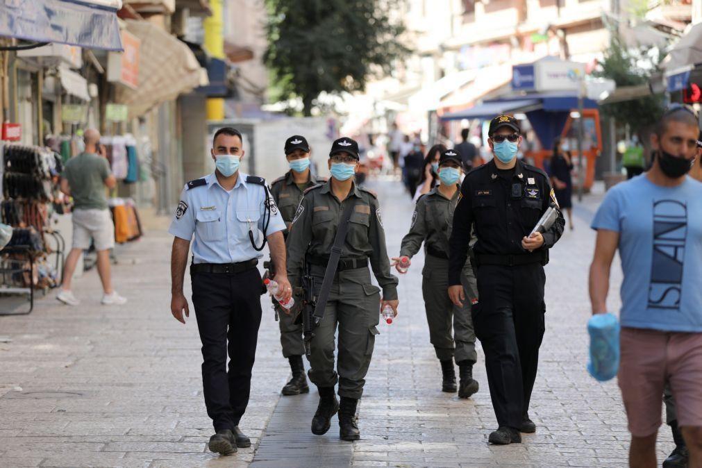Covid-19: Autoridade Palestiniana impõe recolher obrigatório para travar pandemia