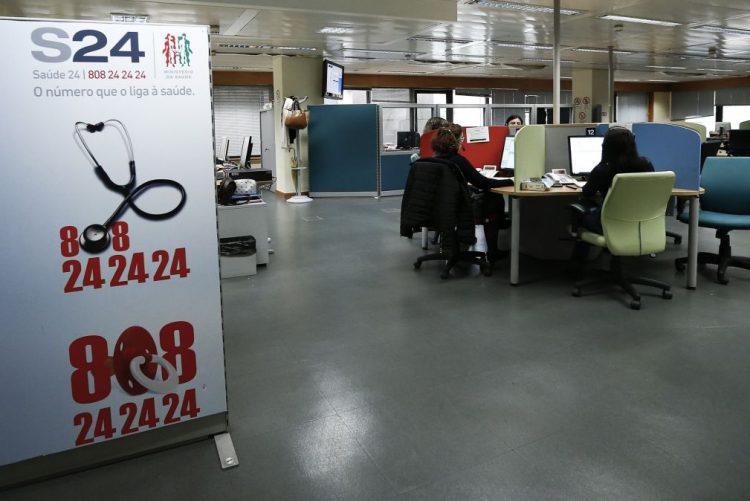 Mais de 2,3 milhões de portugueses recorreram à linha Saúde 24 em quase 10 anos