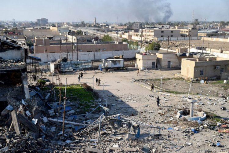 Pelo menos 6.878 civis mortos em ações violências no Iraque em 2016
