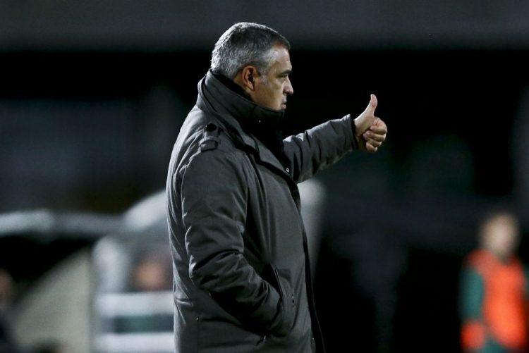 José Couceiro quer vencer Sporting para entrar nas contas da Taça da Liga