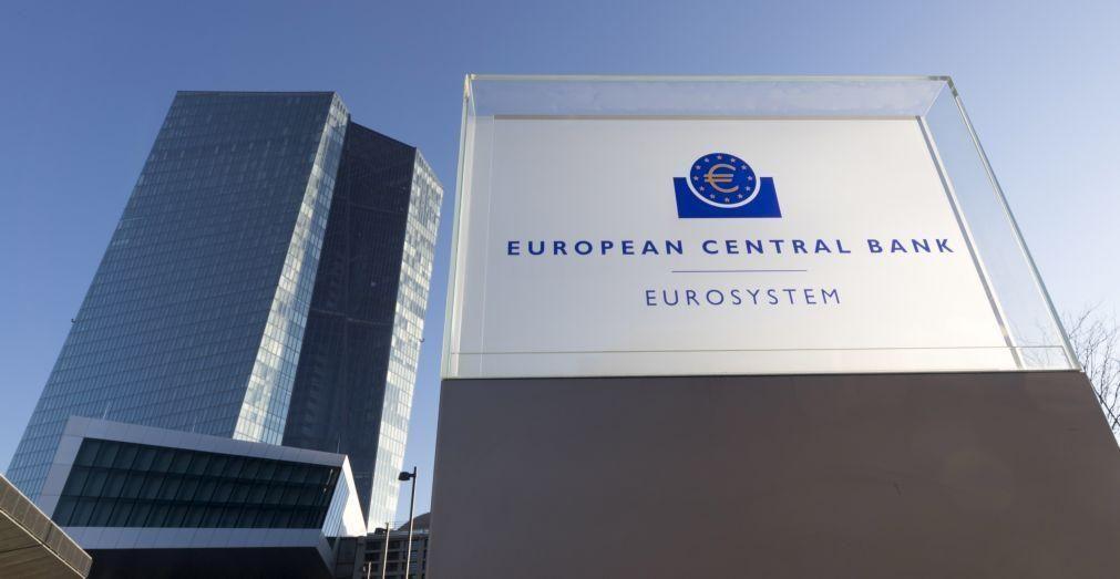 BCE mantém taxas de juro e estímulos monetários