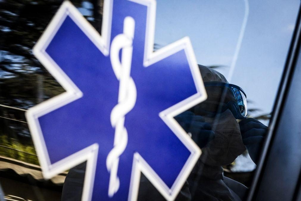 Cinco profissionais do ramo da saúde detidos por burla e propagação de doença