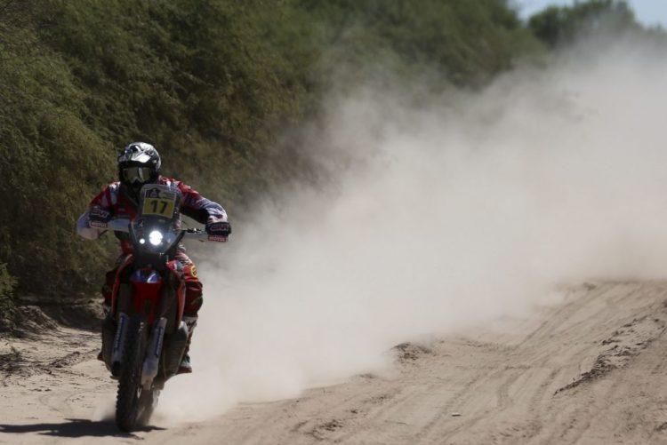 Dakar2017: Paulo Gonçalves mantém terceiro posto nas motos