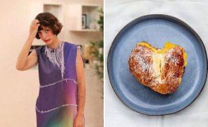 A receita de Joana Barrios de bolas de berlim caseiras