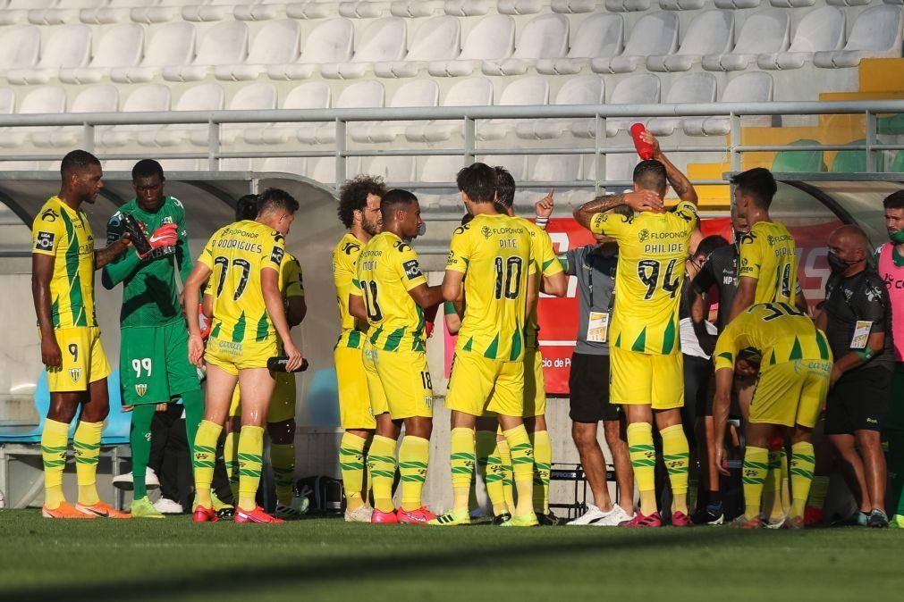 SAD do Tondela diz que atitude do Desportivo das Aves