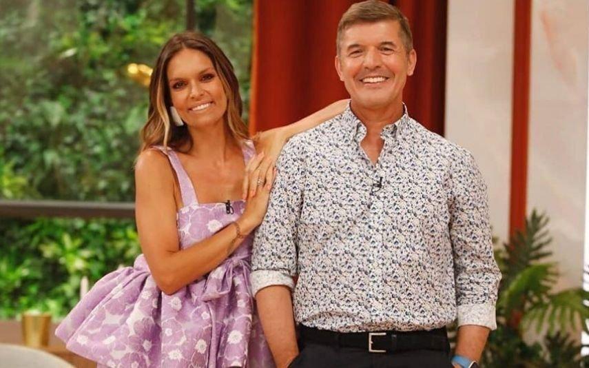 Telespectadores de Casa Feliz pedem à SIC que seja retirada decoração de Cristina Ferreira