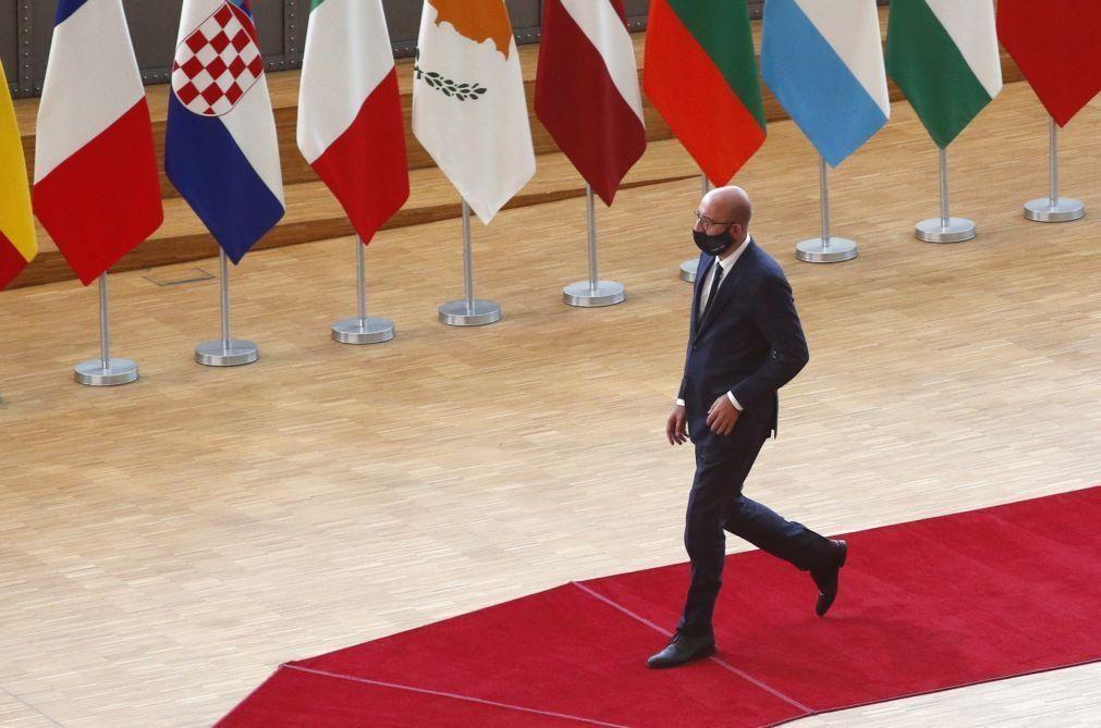 UE/Cimeira: Líderes retomam trabalhos para tentar fechar plano de relançamento