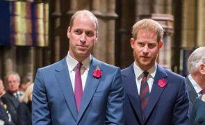William e Harry voltam a aproximar-se depois da 'zanga'