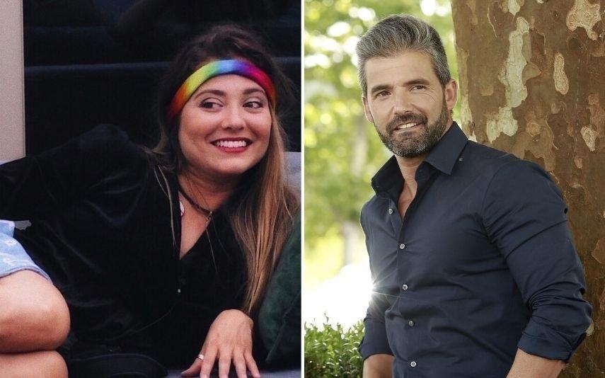 Big Brother 2020. Hélder tenta dar abraço a Ana Catharina, mas a concorrente recusa