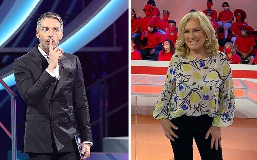 Big Brother apresentado por Teresa Guilherme com mais inscritos do que edição de Cláudio Ramos