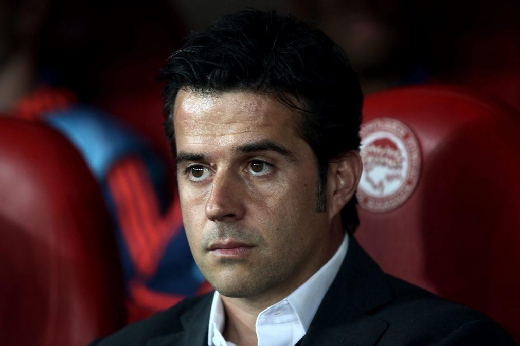 Marco Silva estará reunido com dirigentes do Porto