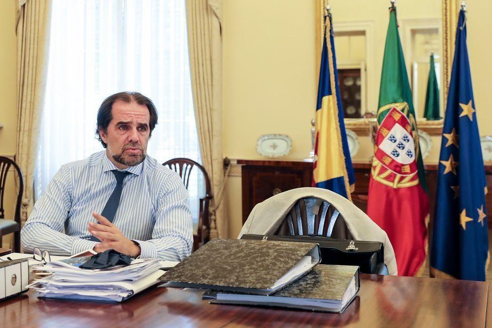 Madeira não paga prestação de 48ME porque Orçamento Suplementar foi