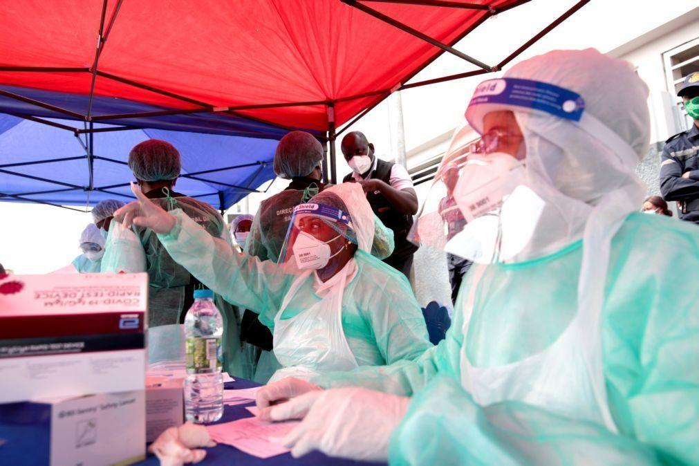 Covid-19: Mais oito infeções em Moçambique elevam total para 1.590