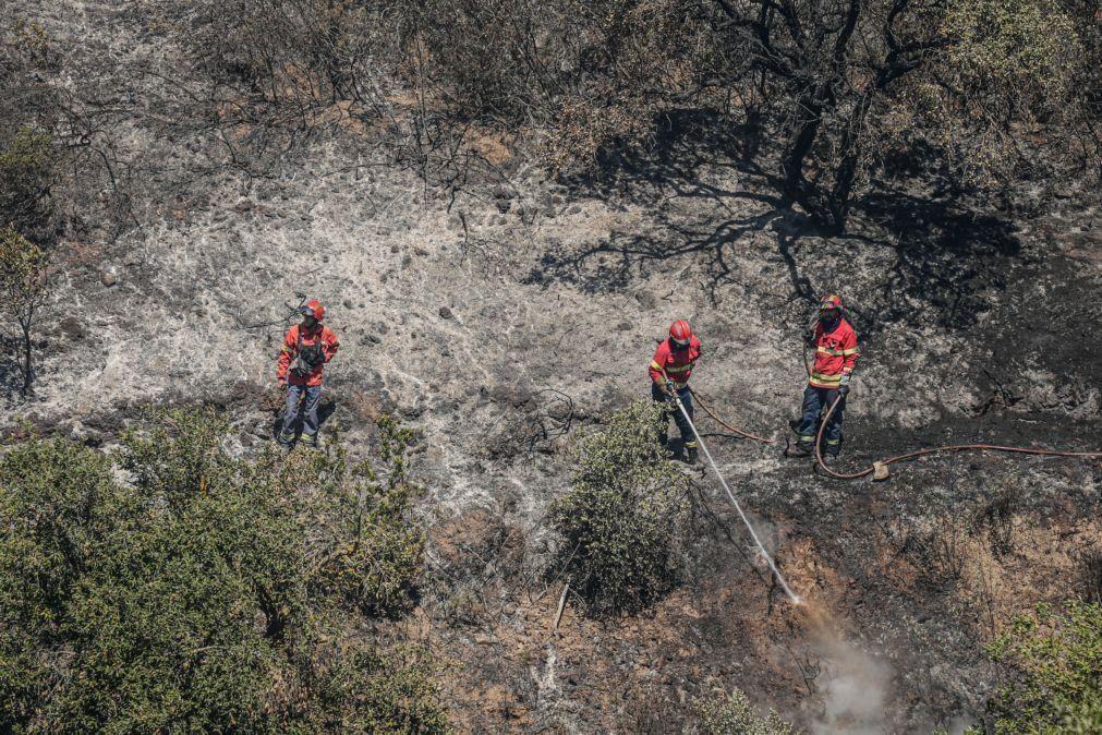 Meios de combate ao fogo em Vialonga reforçados para proteger habitações