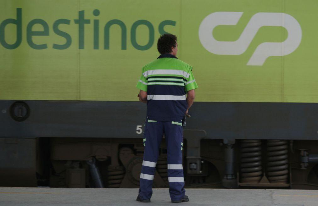 Greve na CP suprimiu 59% dos comboios