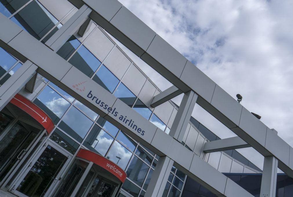 Bélgica e Lufthansa vão apoiar Brussels Airlines com 460 ME