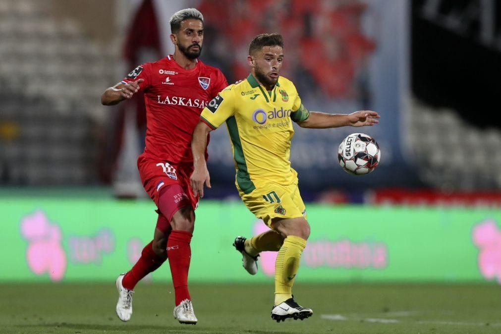Gil Vicente e Paços de Ferreira terminam época com um empate