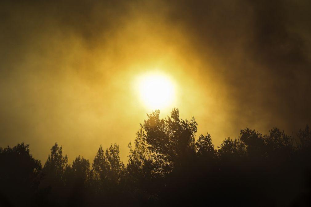 Sete distritos do continente e Madeira sob aviso amarelo por causa do tempo quente