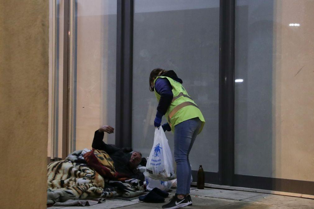 Sete municípios da Área Metropolitana de Lisboa com 1,8 ME para apoio a sem-abrigo