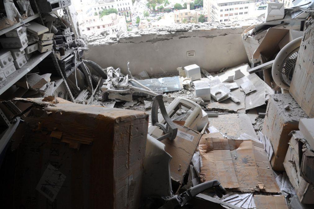 Síria acusa Israel de ferir pelo menos duas pessoas em ataque nos montes Golã