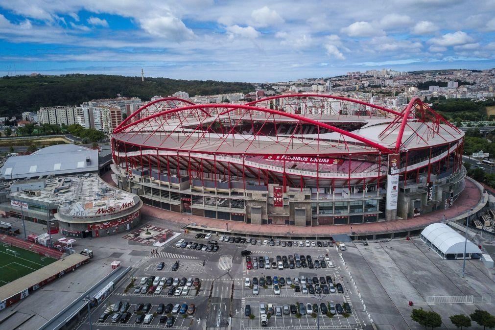 TAD suspende castigo de dois jogos à porta fechada imposto pela FPF ao Benfica