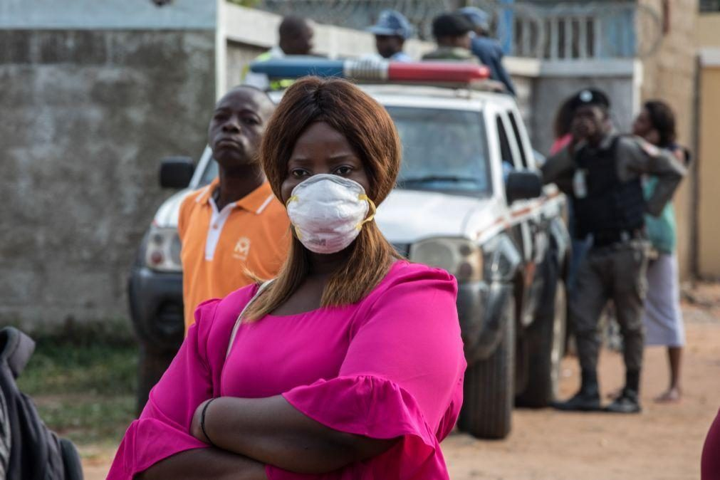 Covid-19: Mais 26 infeções em Moçambique sobem total para  1.616