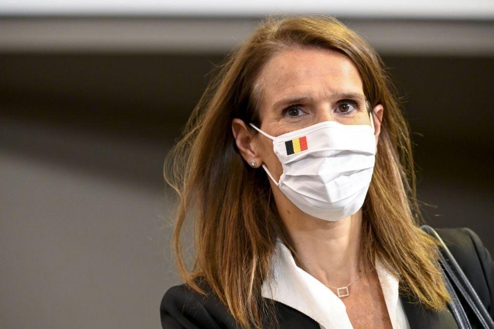 Covid-19: Bélgica admite endurecer ainda mais medidas contra a pandemia