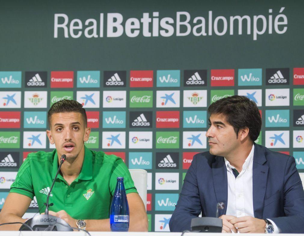 Sporting contrata central marroquino Feddal ao Bétis por 2,7 ME
