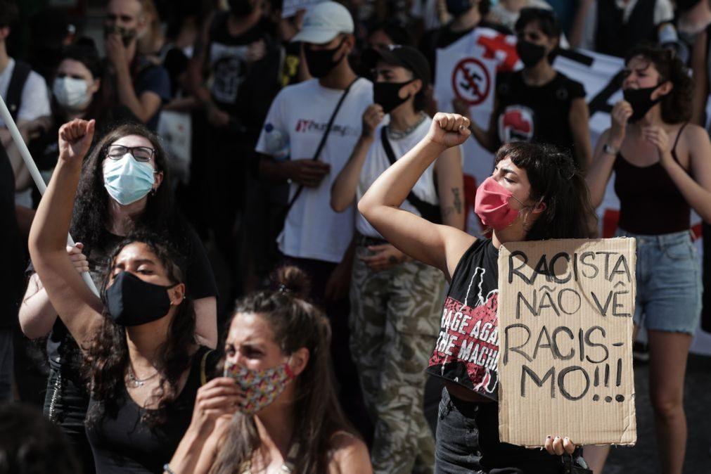 Cerca de 150 pessoas manifestam-se em Lisboa