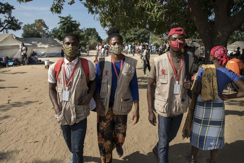 Moçambique/Ataques: Equipa protege menores em fuga dos abusos e traumas de guerra