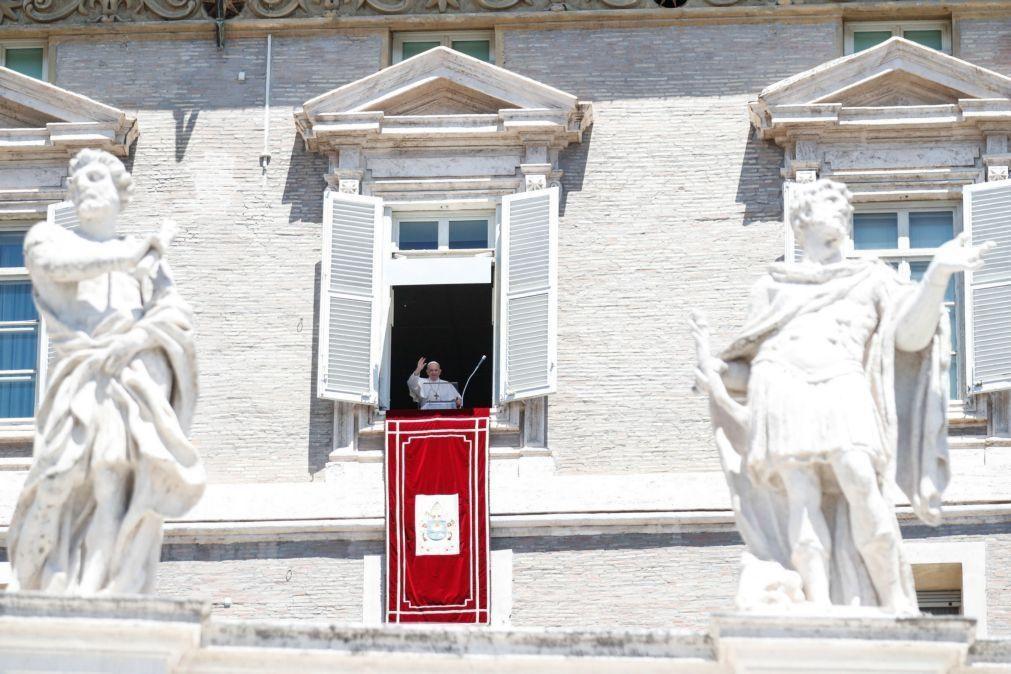 Covid-29: Papa Francisco encoraja jovens a não esquecerem os idosos neste Dia dos Avós