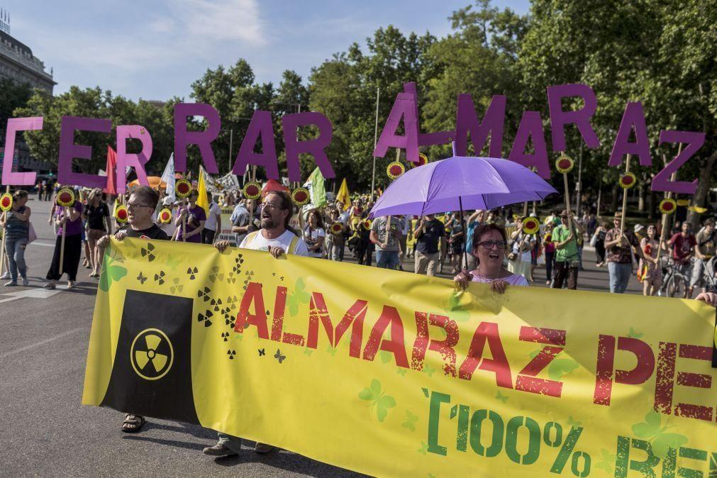 Almaraz: Movimento Ibérico admite queixa na Comissão Europeia contra Governo espanhol