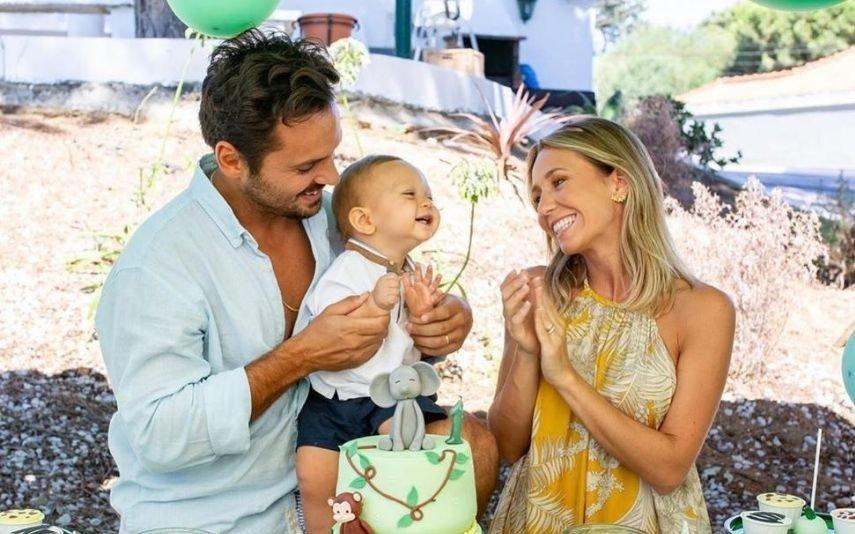 Filho de Sofia Arruda tem direito a segunda festa de aniversário digna de um príncipe!